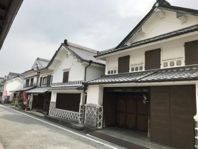 筑後吉井・うきは 一 白壁の町並みとおひなさまめぐり