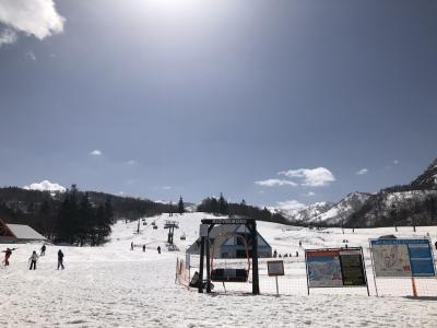 海外旅行だけでなく国内スキーも行くよ♪ 2021年3月・キロロの巻