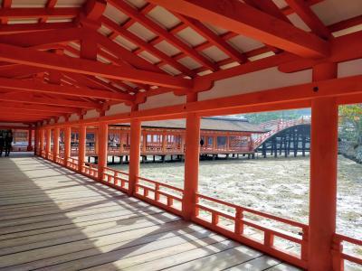 出雲・広島・岡山・徳島への旅 3