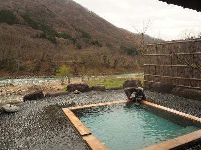貸切風呂でのんびり寛ぐひと時を うのせ温泉上越館宿泊その1 部屋・お風呂編