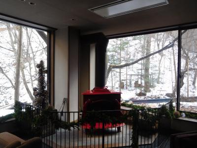 松本・扉温泉「明神館」で過ごす極上のクリスマス ①