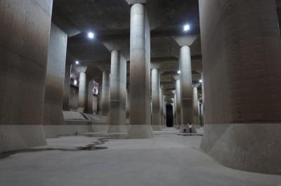 地下神殿に行ってきました