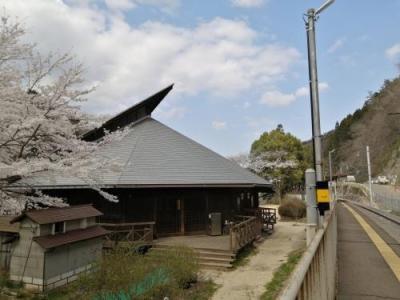 '21 春の福島・宮城駅さんぽ9 阿武隈急行 秘境駅のあぶくま駅