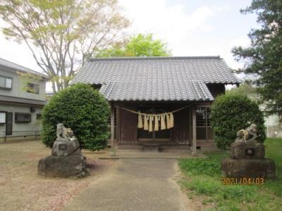 我孫子市の布佐・愛宕神社・石仏