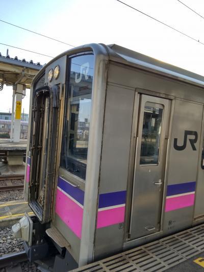 18きっぷの難関路線を越える!東北ひとり鉄道旅
