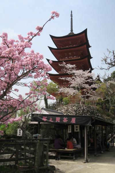 出雲・広島・岡山・徳島への旅 4