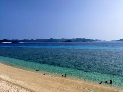 三密避けて初めての阿嘉島滞在といろいろ初めての3泊4日旅(阿嘉島2日目と離島まで)