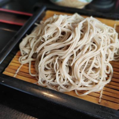 初FDA。松本へお蕎麦を食べに行く