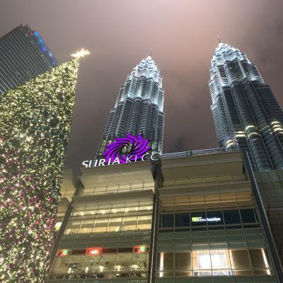 親子3世代で行く、マレーシア誕生日旅行 DAY1
