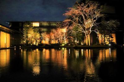 HOTEL THE MITSUI KYOTO☆これぞ日本のラグジュアリーホテル!? 館内散策~インルームダイニング~夜のホテル 編