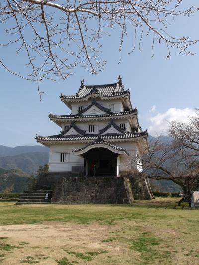 春の四国めぐり5日間 700kmのドライブ ⑥ 城下町 宇和島