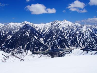立山黒部アルペンルート後編 室堂~扇沢 後立山連峰の絶景