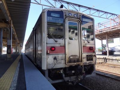 春の北日本海紀行・その4.留萌本線&沿岸バスに乗って増毛へ行こう。