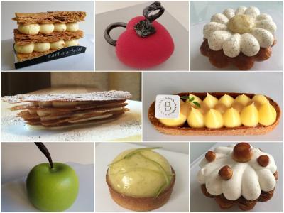 パリ:至福のスイーツ食べ歩き。勝手に選ぶパリのケーキ屋★ベスト5