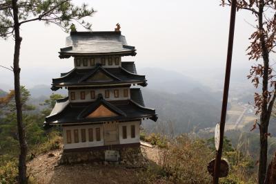 大桑古城にアタック