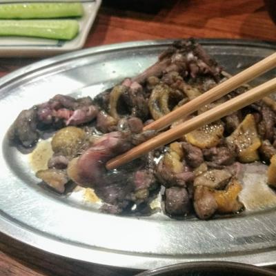 緊急事態宣言が明けたので。やきとり・チキン南蛮・辛麺…宮崎グルメに舌鼓