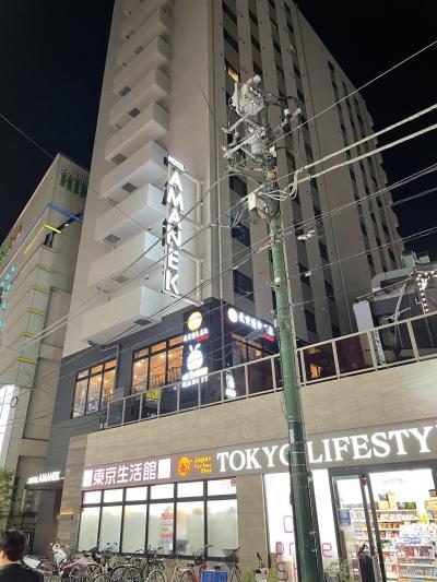 羽田空港始発のためのホテル