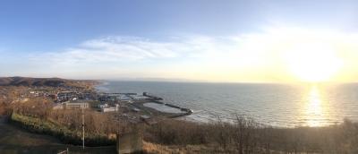 冬から春へ移りゆく北海道の旅