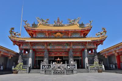 埼玉で台湾を。龍のお寺と小吃で台湾を満喫!