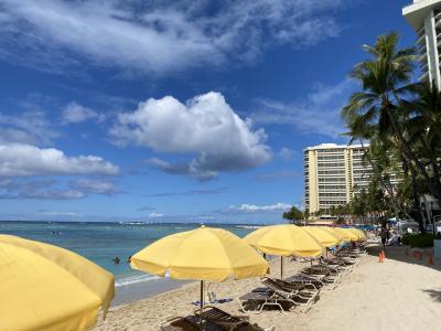渡航制限シリーズ最終2021年4月のハワイ