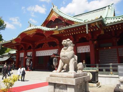 2021年4月 神田神社・湯島聖堂