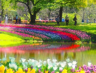 2021年4月・立川<昭和記念公園フラワーフェスティバル>