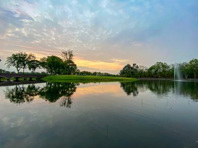 タイで29回目のゴルフ WATERMILL GOLF & GARDENS ホントにこれが最後の送別ゴルフ