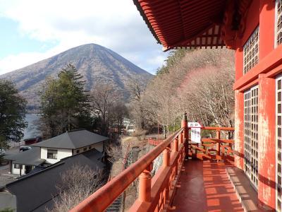 バイクで行く坂東観音巡り 第17番 萬願寺から第18番中善寺から湯元温泉へ