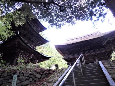 バイクで行く坂東観音巡り 中禅寺湖周辺から第19番 大谷寺から第20番 西明寺