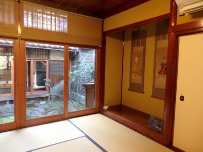 福西本店は瀟洒な商家のお屋敷でした @会津若松市