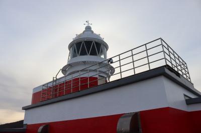 小樽の展望台と灯台