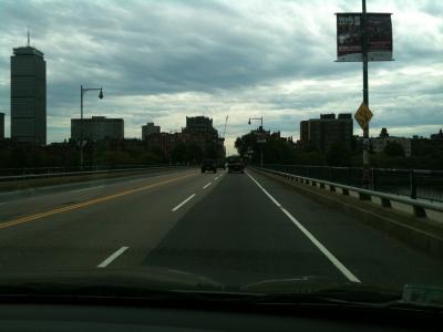 マサチューセッツ州 ボストン - ケンブリッジからボストンをドライブ