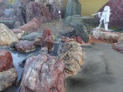 富山の金太郎にゆかりが無いけど『金太郎温泉』という名の温泉に行ってきました。