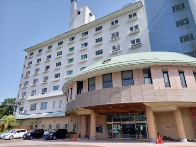どこかにマイルで宮崎。泊まったのは青島グランドホテル。