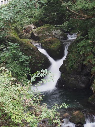 滝メグラーが行く164 鳥取県にも姫路があった! 小耶馬渓(しょうやばけい)にある滝