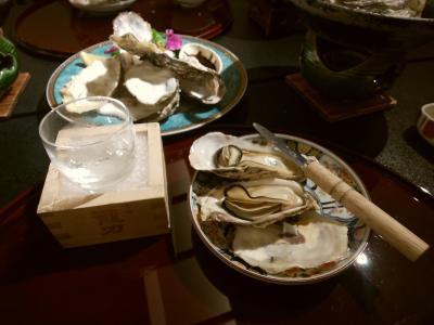 赤穂 潮風香る絶景露天風呂と牡蠣三昧の旅 人気のピザも美味しかったです