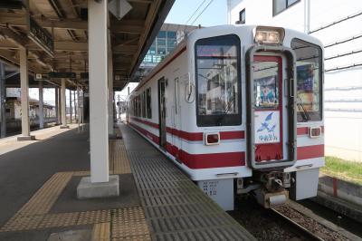 日本三大薬湯・松之山温泉へ 初めて乗る北越急行ほくほく線がめっちゃ速かった!