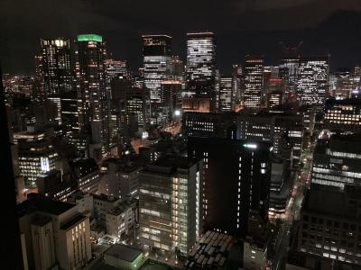 素晴らしい夜景にうっとり♡ザ ロイヤルパークホテル アイコニック大阪御堂筋でクラブラウンジステイ