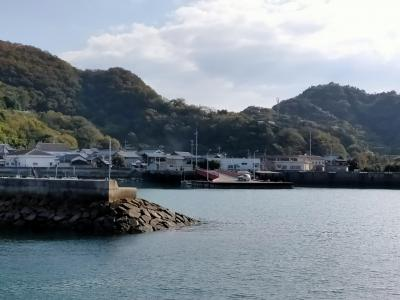 有休要らず!3連休でとびしま海道の島めぐり(2)大崎下島の御手洗地区と三角島、岡村島、小大下島、大下島