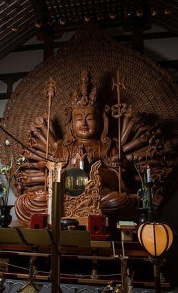 2021年4月 近江八幡旅行 1日目 西国三十三所 第31番 長命寺、第32番 観音正寺