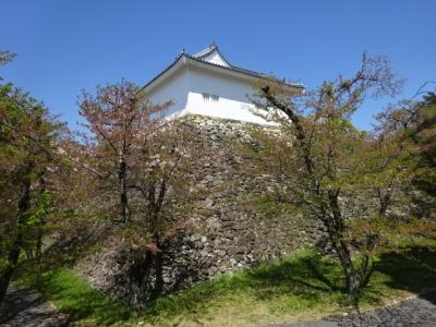 亀山歴史ウォーク、前編、東海道亀山宿を歩く、家老屋敷と亀山城