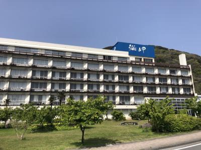 伊東園はな岬さんに泊まりました。滞在中~翌日の投稿です。