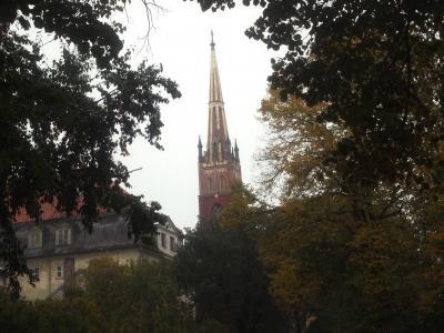 秋のバルト三国美しき古都と城を訪ねてNo.6<ラトヴィアの首都リガ>
