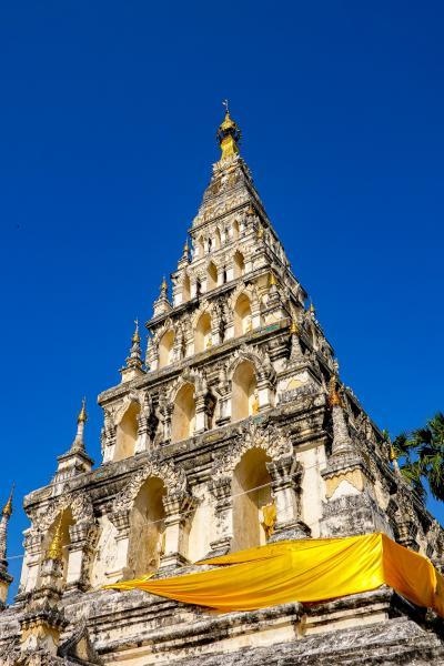 タイの遺跡を全部巡るつもりが、コロナの影響で北部だけで終わってしまった旅 その13 チェンマイ郊外の遺跡へ