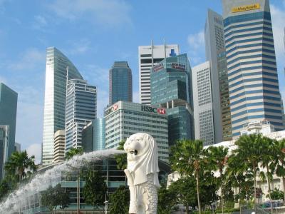 娘と行くシンガポール二人旅