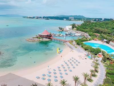 沖縄でマリオットクラブフロアに泊まる「ルネッサンス リゾート オキナワその1」