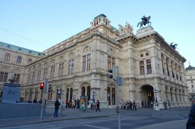 2019秋旅 ウィーン国立オペラ劇場見学ツアー