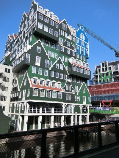 ゴールデンウィークに、オランダのチューリップと美術館巡り8日間⑩。アムステルダム観光、帰国編