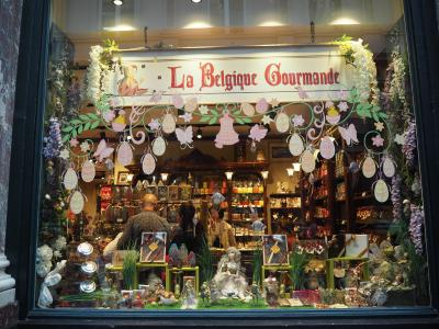 可愛いものだらけの国、春のベルギー6泊8日①