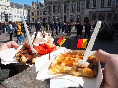 可愛いものだらけの国、春のベルギー6泊8日④